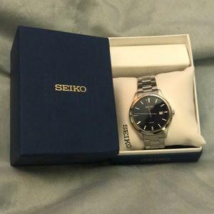 Men's Seiko watch